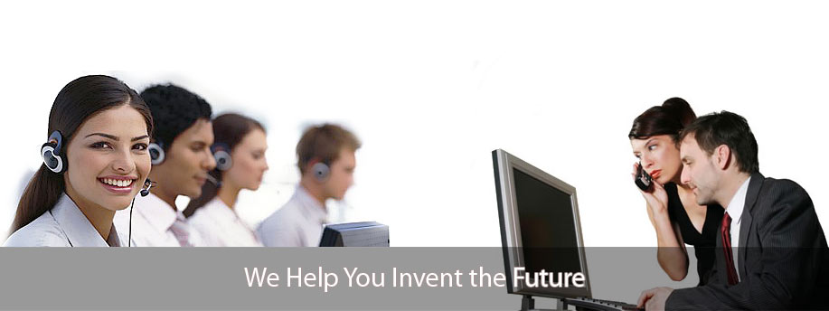 We Help You Invent the Future
